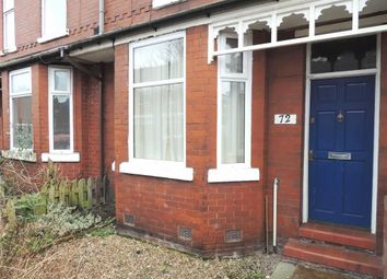Thumbnail 3 bed terraced house for sale in Delamere Road, Levenshulme, Manchester