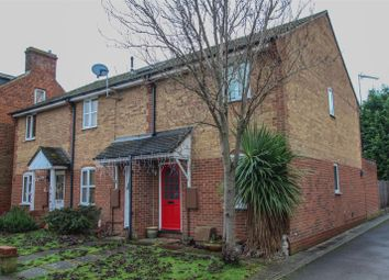 Thumbnail 3 bed end terrace house to rent in Summerleys, Edlesborough, Dunstable