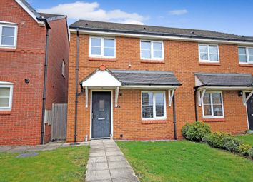 Thumbnail 3 bed semi-detached house for sale in Lightstream Drive, Hunts Cross, Liverpool