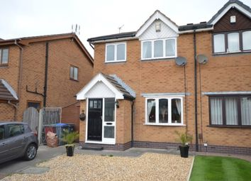 Thumbnail 4 bed semi-detached house for sale in Askrigg Close, Blackpool