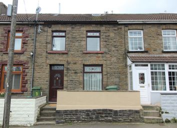 Thumbnail 2 bedroom terraced house for sale in Howell Street, Cilfynydd, Pontypridd