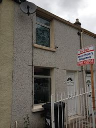 Thumbnail 2 bedroom terraced house for sale in Rhiw Parc Road, Abertillery, Gwent
