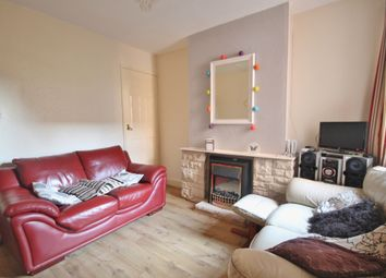 Thumbnail 4 bedroom terraced house to rent in Saxon Street, West End, Leicester
