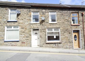 Thumbnail 3 bed terraced house for sale in Court Street, Blaenclydach, Tonypandy