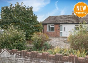 Thumbnail 2 bed semi-detached bungalow for sale in Park Avenue, Mold