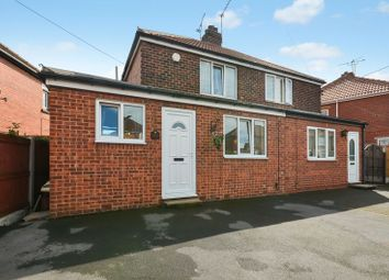 Thumbnail 2 bed semi-detached house for sale in 50 Tennyson Avenue, Sprotbrough, Doncaster