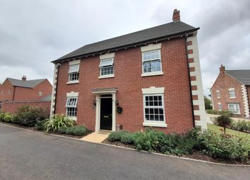 Banbury, Oxfordshire OX16. 4 bed detached house