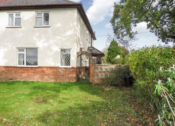 Thumbnail 3 bedroom semi-detached house for sale in Lodge Road, Holt, Wimborne