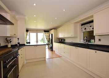Thumbnail 4 bedroom detached house for sale in Kent Road, Longfield, Kent