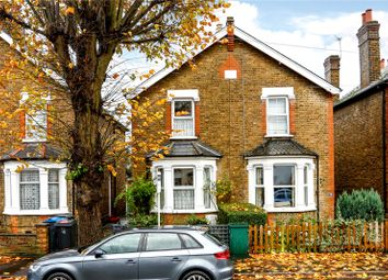 Thumbnail 3 bed semi-detached house for sale in Tolworth Road, Surbiton