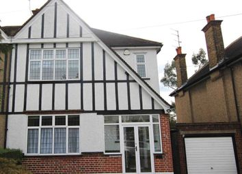 Thumbnail 3 bed semi-detached house to rent in Rayners Lane, Pinner
