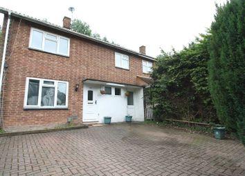Thumbnail End terrace house to rent in Barnacres Road, Hemel Hempstead