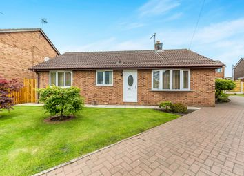 Thumbnail 3 bed detached bungalow for sale in Wentworth Close, Camblesforth, Selby