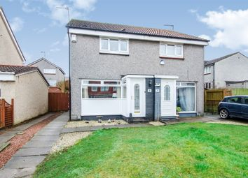 Thumbnail 2 bed semi-detached house for sale in Dairsie Gardens, Bishopbriggs, Glasgow