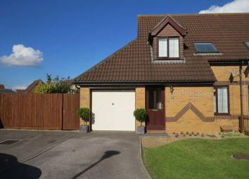 Thumbnail 3 bed semi-detached house to rent in Honeyfields, Gillingham, Dorset