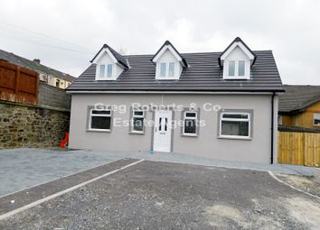 Thumbnail 3 bed detached house for sale in Prince Llewellyn Court, Glandovey Tce, Tredegar