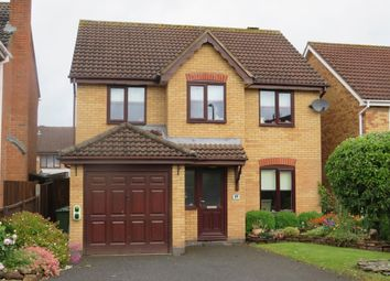 Thumbnail 4 bed detached house for sale in Bodmin Close, Belmont, Hereford