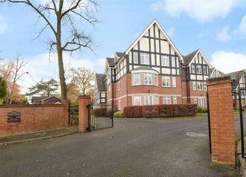 Thumbnail 2 bed flat for sale in Tithe Court, Glebelands Road, Wokingham, Berkshire