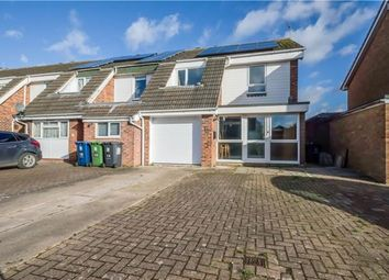 Thumbnail 4 bed terraced house for sale in Sawston, Cambridge