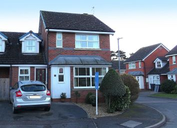 Thumbnail 3 bed end terrace house for sale in Ascot Close, Stratford-Upon-Avon