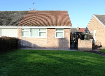 Thumbnail 2 bed semi-detached bungalow to rent in Eskwood Walk, Goole