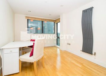 Thumbnail 1 bedroom flat for sale in Millharbour, South Quay