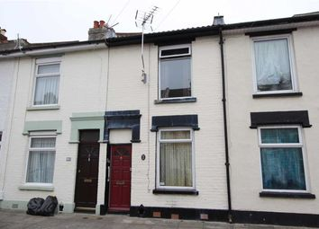 Thumbnail 2 bed terraced house for sale in Trevor Road, Southsea
