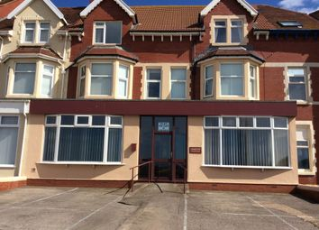 Thumbnail 1 bed flat to rent in Queens Promenade, Bispham, Blackpool