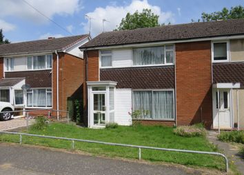 Thumbnail 3 bed end terrace house for sale in Firsby Road, Quinton, Birmingham