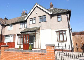 3 bed semi-detached house for sale in Lanville Road, West Allerton, Liverpool L19