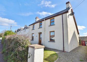 Thumbnail 2 bed semi-detached house for sale in Crundale, Haverfordwest