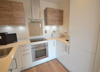 Thumbnail 1 bed flat to rent in Peninsula Quay, Gillingham