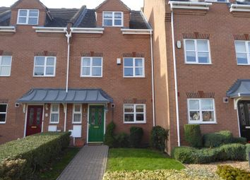 Thumbnail 3 bed town house to rent in Bradgate Road, Bedford