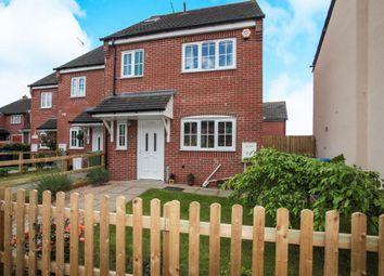 Thumbnail 4 bedroom end terrace house for sale in School Street, Wolston, Coventry