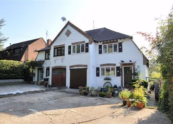 Wellington Road, High Beech, Essex IG10. 3 bed semi-detached house