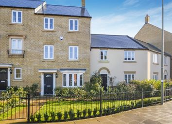 Thumbnail 4 bed terraced house for sale in Whitelands Way, Bicester