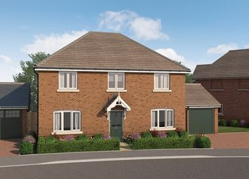 Thumbnail 4 bed detached house for sale in Longhurst Drive, Off Marringdean Road, Billinghurst, West Sussex