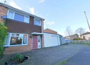 Thumbnail 3 bedroom semi-detached house for sale in Westfield Close, Benson, Wallingford