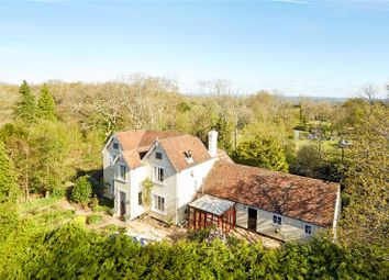 Thumbnail 4 bed detached house for sale in Steel Cross, Eridge Road, Crowborough, East Sussex