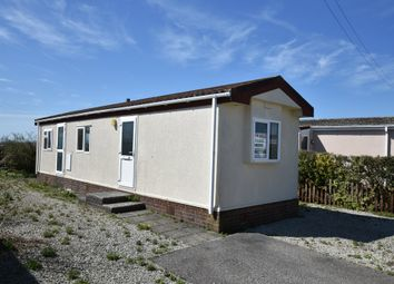 Thumbnail 2 bed mobile/park home for sale in Tremarle Home Park, North Roskear