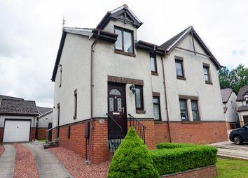 Thumbnail 3 bed semi-detached house for sale in Alwyn Drive, Stewartfield, East Kilbride