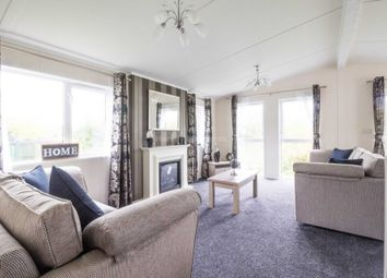Thumbnail 2 bedroom lodge for sale in Carlton, Saxmundham