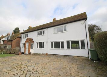 Thumbnail 5 bed detached house to rent in Maplescombe Lane, Farningham, Dartford