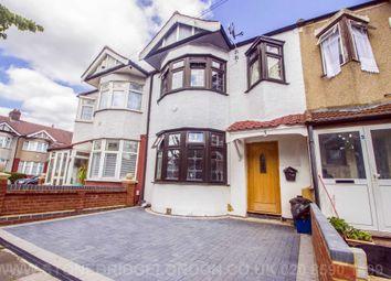 Thumbnail 3 bed terraced house for sale in Tylehurst Gardens, Ilford