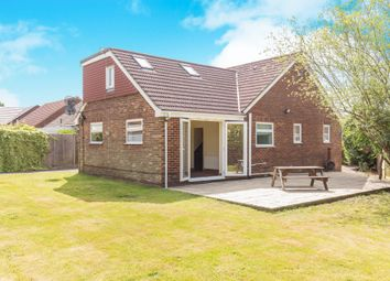 Thumbnail 4 bed detached bungalow for sale in Kevlyn Crescent, Bursledon, Southampton