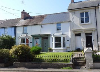 Thumbnail 2 bed cottage for sale in Spring Gardens, St. Dogmaels Road, Cardigan, Ceredigion