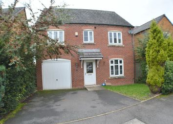 Thumbnail 4 bed detached house to rent in Beeches End, Hyde