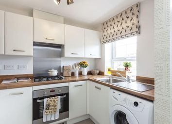 "Thumbnail 2 bedroom semi-detached house for sale in ""Ashford"" at Saxon Court, Bicton Heath, Shrewsbury"