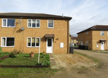 Thumbnail 1 bed end terrace house for sale in Windsor Gardens, Somersham, Huntingdon