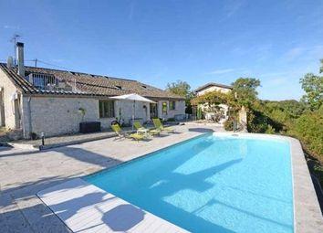 Thumbnail 5 bed farmhouse for sale in Near Montaigu De Quercy, Tarn Et Garonne, Midi Pyrenees, France